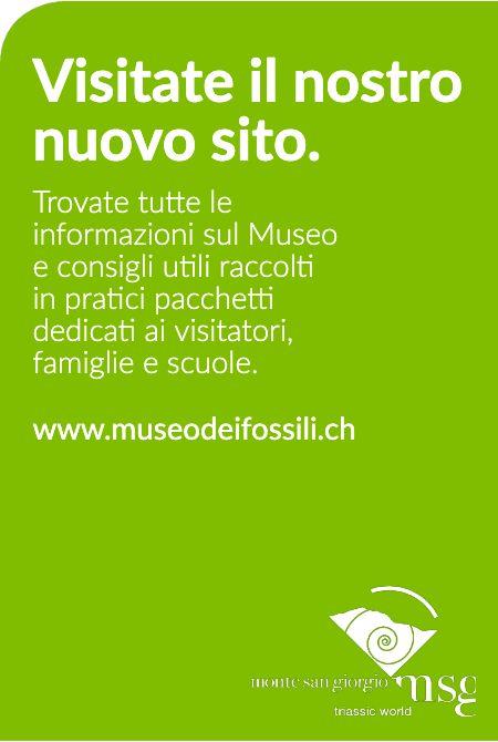 Museo dei fossili del Monte San Giorgio